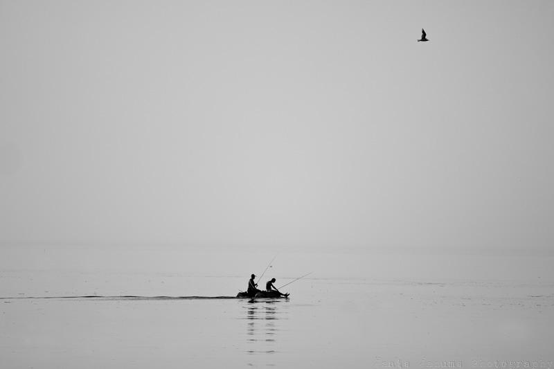 Zvejnieki, putns un J?ra