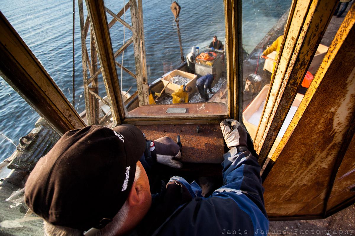 Engrues zvejnieki